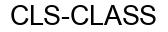 Международный товарный знак №734976 CLS-CLASS