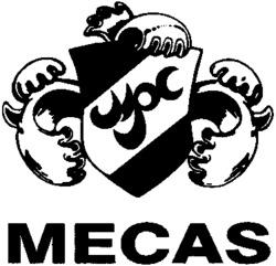 Международный товарный знак №752520 MECAS