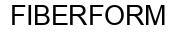 Международный товарный знак №753204 FIBERFORM