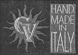 Международный товарный знак №753528 GV HAND MADE IN ITALY