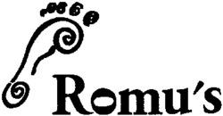 Международный товарный знак №755549 Romu's