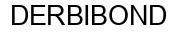 Международный товарный знак №769286 DERBIBOND
