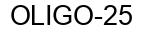 Международный товарный знак №769255 OLIGO-25