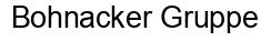 Международный товарный знак №778982 Bohnacker Gruppe