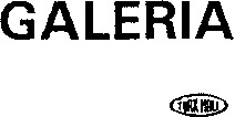 Международный товарный знак №785536 GALERIA