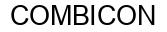 Международный товарный знак №786727 COMBICON