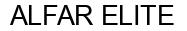 Международный товарный знак №790489 ALFAR ELITE