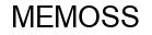 Международный товарный знак №791045 MEMOSS