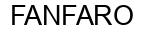 Международный товарный знак №799629 FANFARO