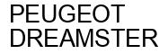 Международный товарный знак №809373 PEUGEOT DREAMSTER