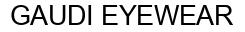 Международный товарный знак №809689 GAUDI EYEWEAR