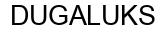 Международный товарный знак №814220 DUGALUKS