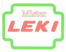 Международный товарный знак №858689 Mister LEKI