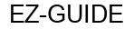 Международный товарный знак №860417 EZ-GUIDE