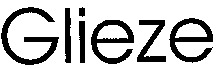 Международный товарный знак №864596 Glieze