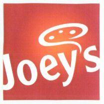 Международный товарный знак №866508 Joey's