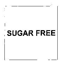 Международный товарный знак №867101 SUGAR FREE