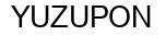 Международный товарный знак №867418 YUZUPON