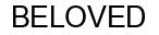 Международный товарный знак №902423 BELOVED