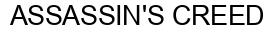 Международный товарный знак №907334 ASSASSIN'S CREED