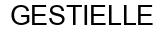 Международный товарный знак №946997 GESTIELLE