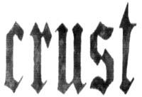 Международный товарный знак №947328 crust