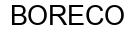Международный товарный знак №947456 BORECO
