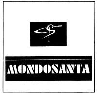 Международный товарный знак №950450 ST MONDOSANTA