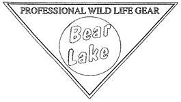 Товарный знак №165592 PROFESSIONAL WILD LIFE GEAR BEAR LAKE