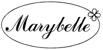 Товарный знак №165911 MARYBELLE