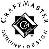 Товарный знак №166095 CRAFTMASTER GENUINE DESIGN CM CRAFT MASTER