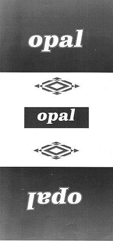 Товарный знак №166747 OPAL