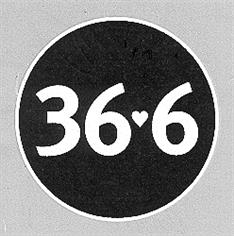 Товарный знак №167111 36 6