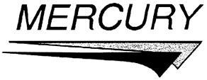 Товарный знак №167386 MERCURY