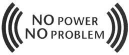 Товарный знак №328847 NO POWER NO PROBLEM