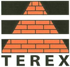Товарный знак №328868 TEREX