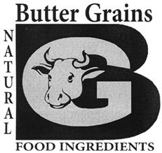 Товарный знак №329326 BUTTERGRAINS BUTTER GRAINS NATURAL FOOD INGREDIENTS