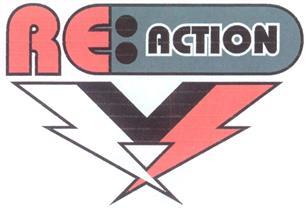 Товарный знак №329333 REACTION ACTION RE: ACTION