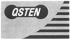 Товарный знак №329334 QSTEN