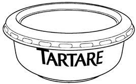 Товарный знак №331185 TARTARE