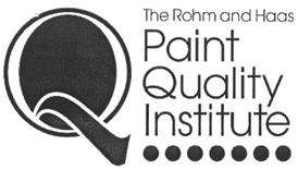 Товарный знак №331237 ROHM HAAS PAINT THE ROHM AND HAAS PAINT QUALITY INSTITUTE