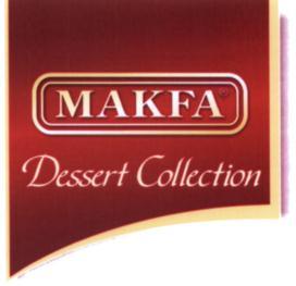 Товарный знак №583649 MAKFA MAKFA DESSERT COLLECTION