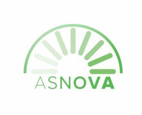 Товарный знак №753607 ASNOVA