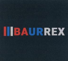 Товарный знак №755171 BAURREX