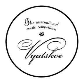 Товарный знак №755180 VYATSKOE THE INTERNATIONAL MUSIC COMPETITION