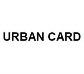 Товарный знак №755412 URBAN CARD