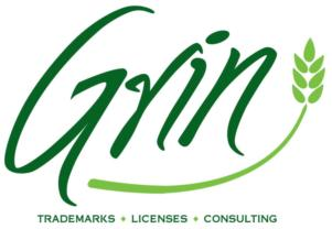 Товарный знак №755425 GRIN TRADEMARKS LICENSES CONSULTING