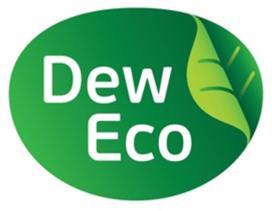 Товарный знак №755551 DEW ECO