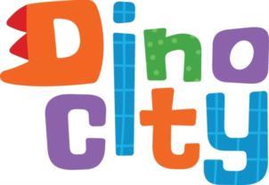Товарный знак №756266 DINO CITY